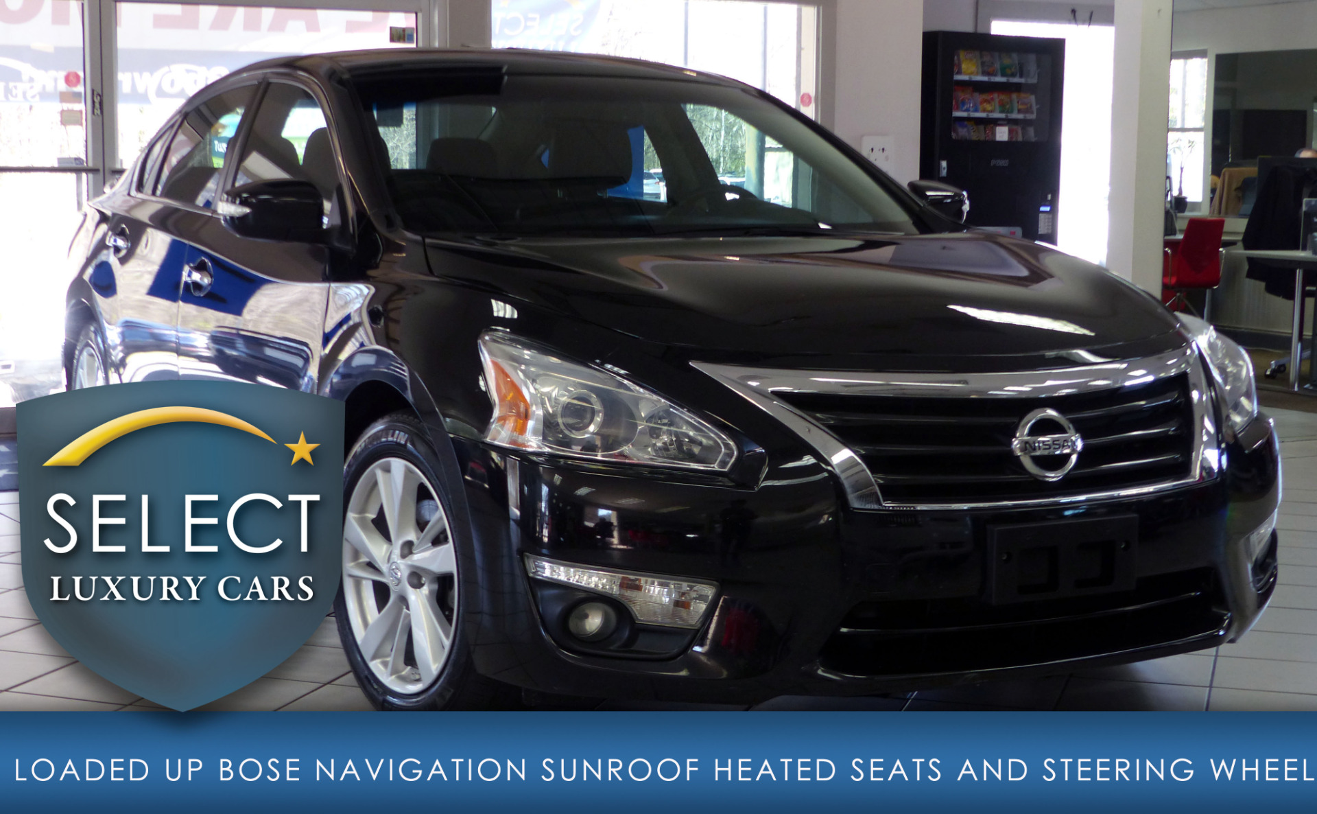 used 2015 nissan altima 2 5 sl marietta ga. Black Bedroom Furniture Sets. Home Design Ideas