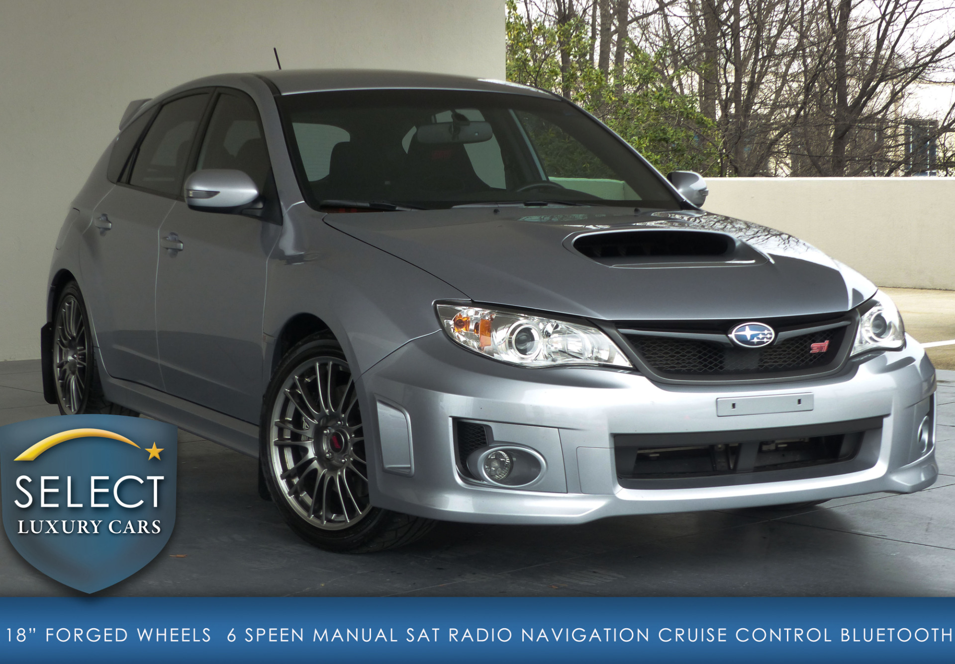 used 2014 subaru impreza wrx sti marietta ga. Black Bedroom Furniture Sets. Home Design Ideas
