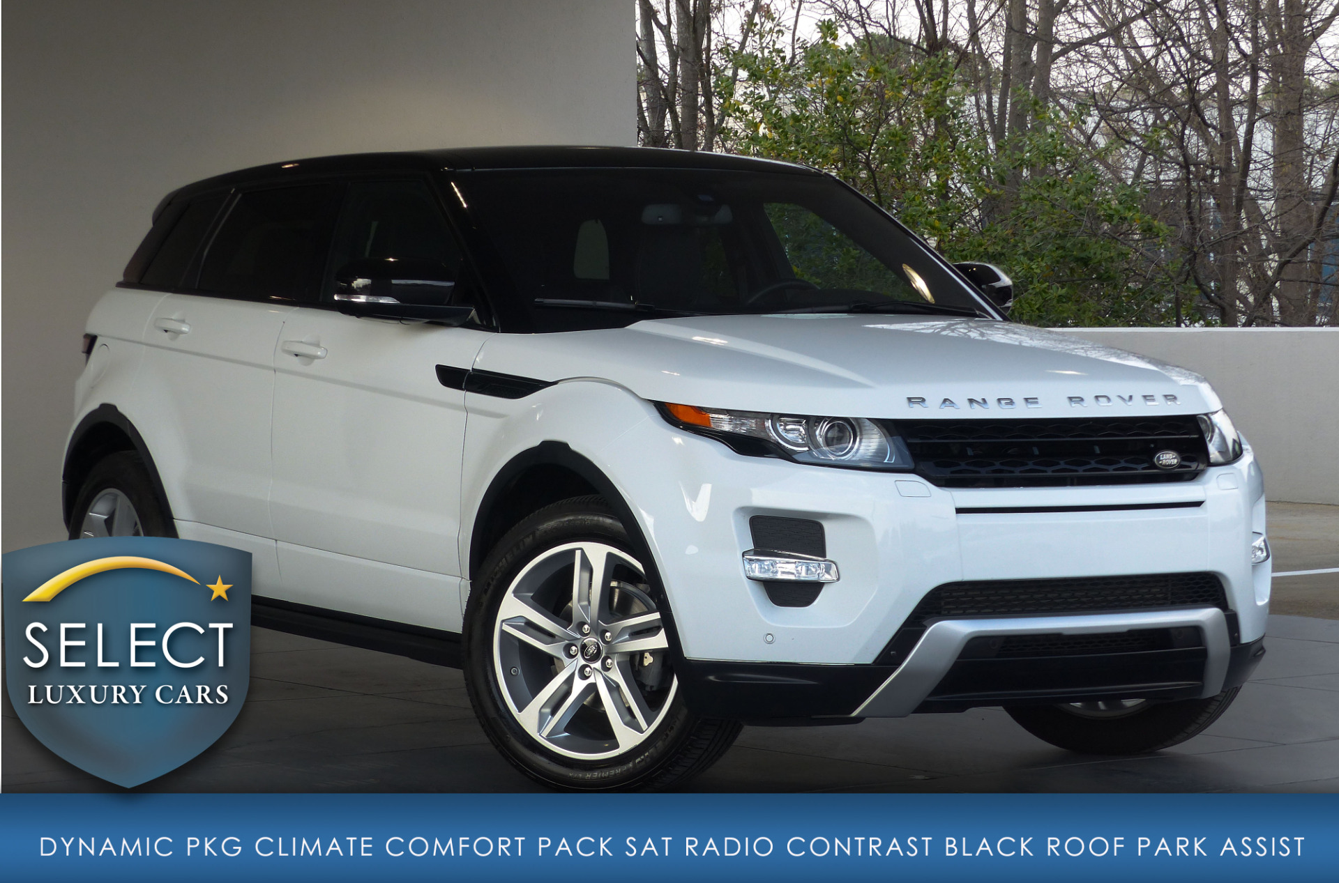 used 2013 land rover range rover evoque dynamic marietta ga. Black Bedroom Furniture Sets. Home Design Ideas