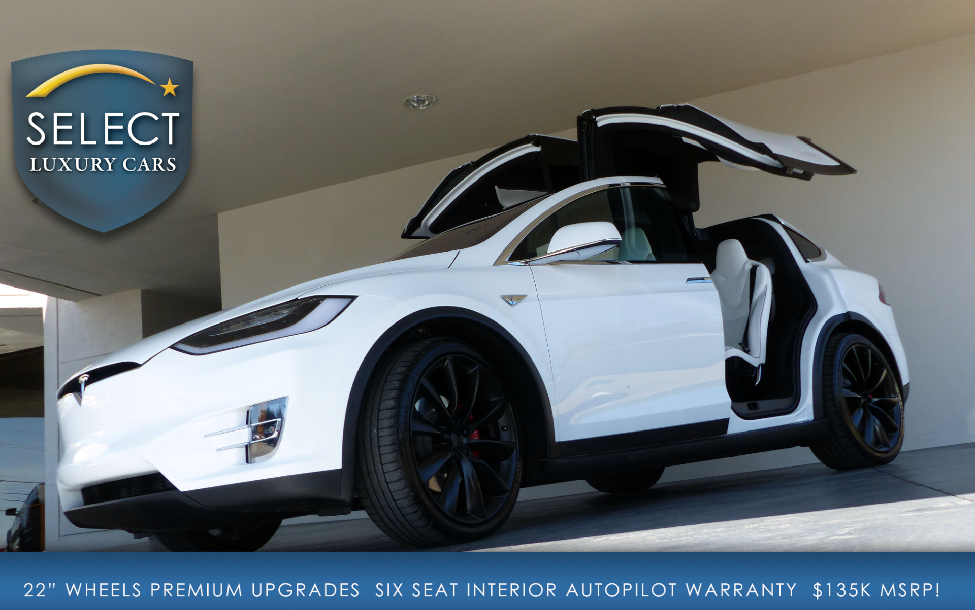 Used Tesla Model X PD Marietta GA - 2016 tesla msrp