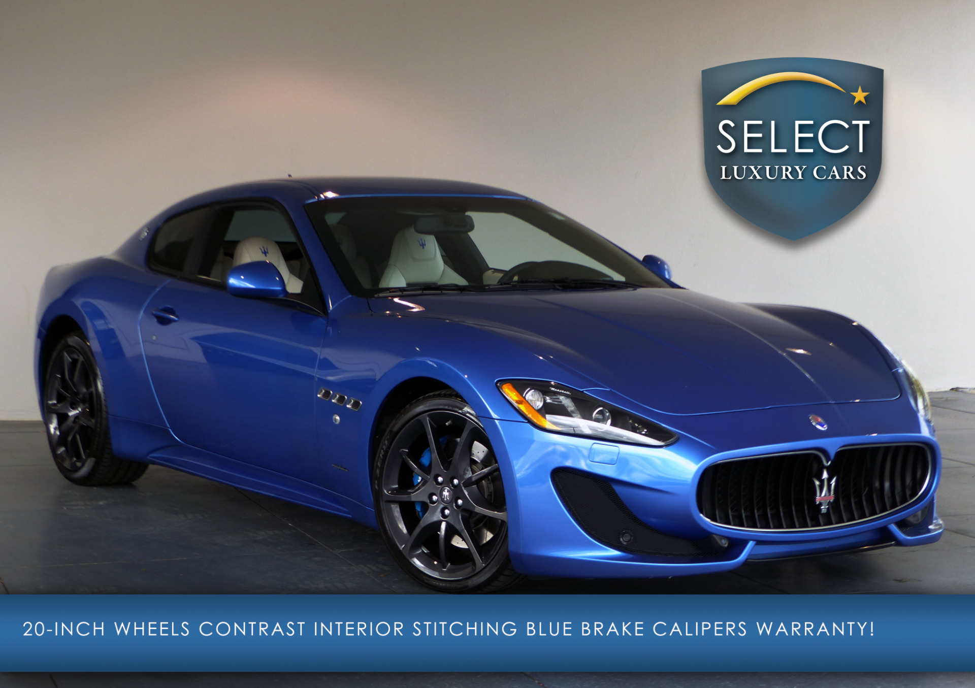 used 2013 maserati granturismo sport marietta ga. Black Bedroom Furniture Sets. Home Design Ideas