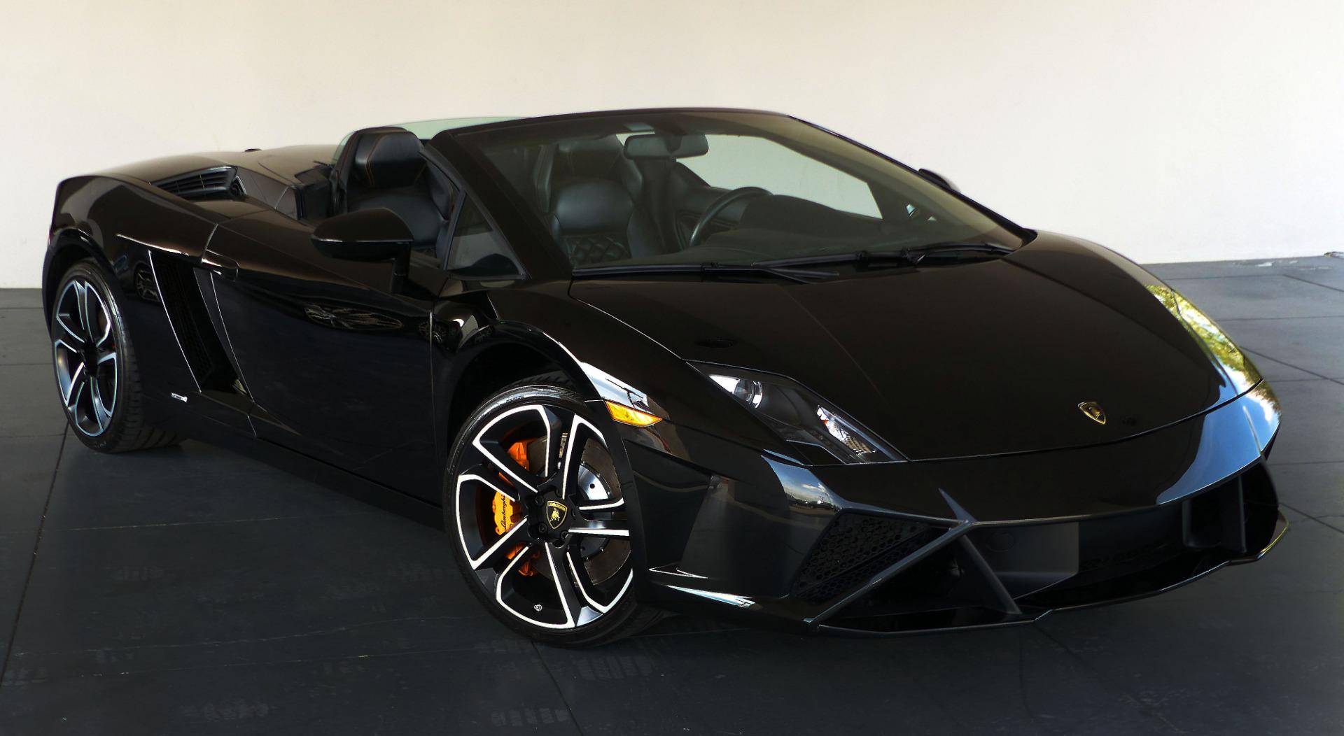 Used 2014 Lamborghini Gallardo Lp560 4 Marietta Ga
