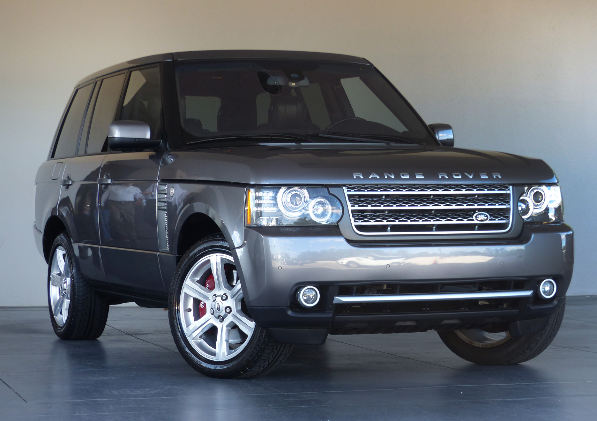 used 2011 land rover range rover supercharged marietta ga. Black Bedroom Furniture Sets. Home Design Ideas