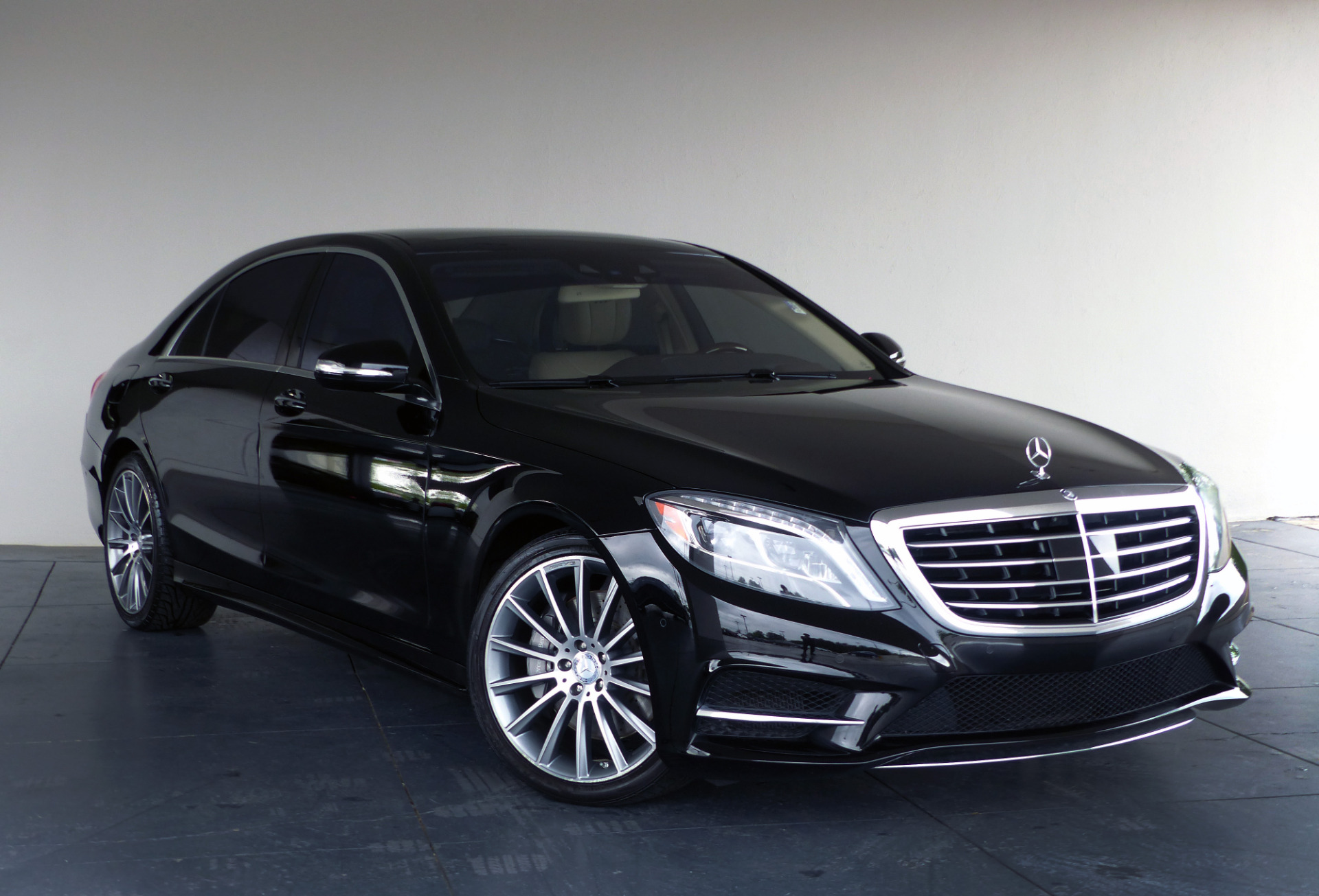 Used 2015 mercedes benz s class s550 marietta ga for Used s class mercedes benz