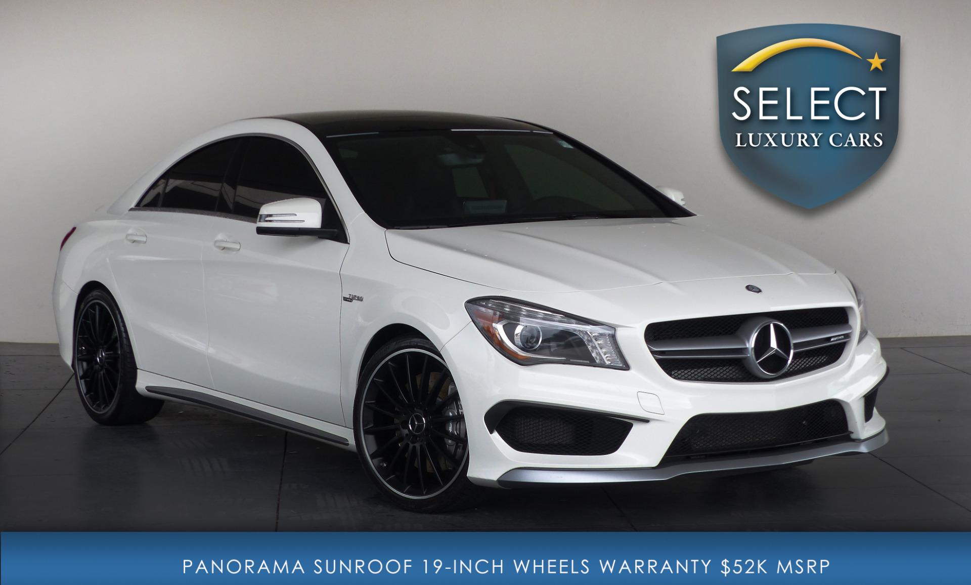 used 2015 mercedes benz cla cla45 amg marietta ga. Black Bedroom Furniture Sets. Home Design Ideas