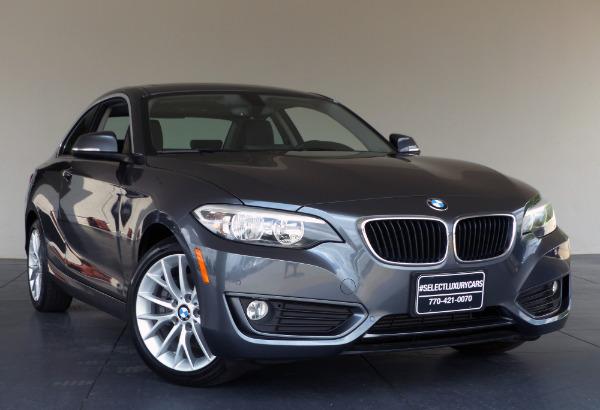 Used2014 BMW 2 Series-Marietta, GA