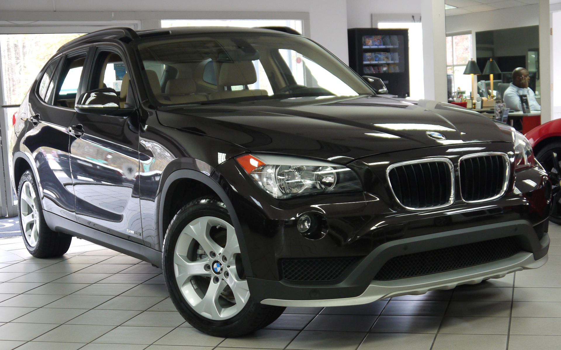 used 2015 bmw x1 sdrive28i marietta ga. Black Bedroom Furniture Sets. Home Design Ideas