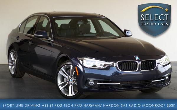 Used2016 BMW 3 Series-Marietta, GA