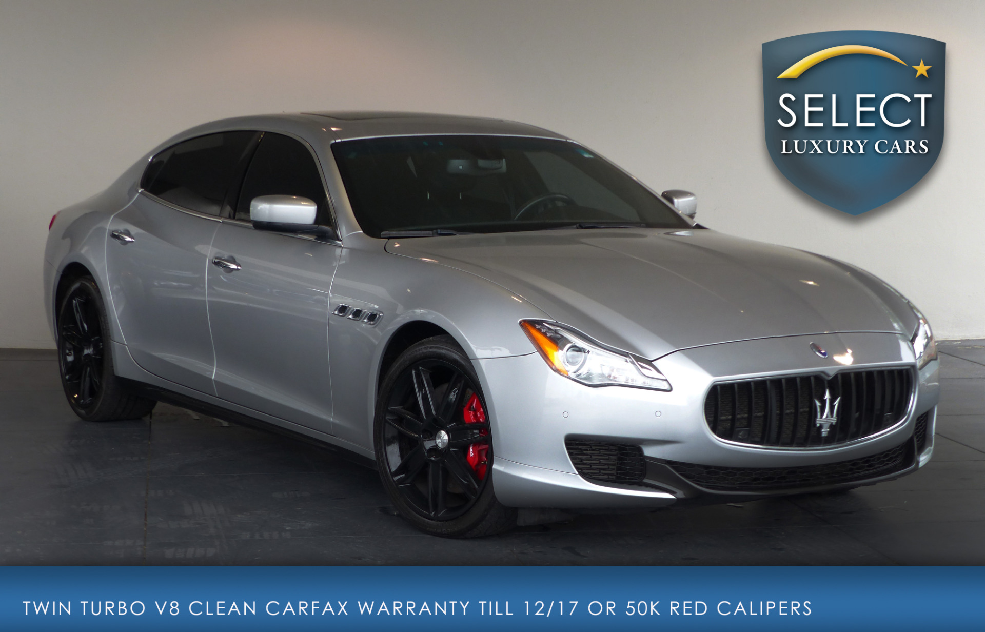 used 2014 maserati quattroporte gt s marietta ga. Black Bedroom Furniture Sets. Home Design Ideas