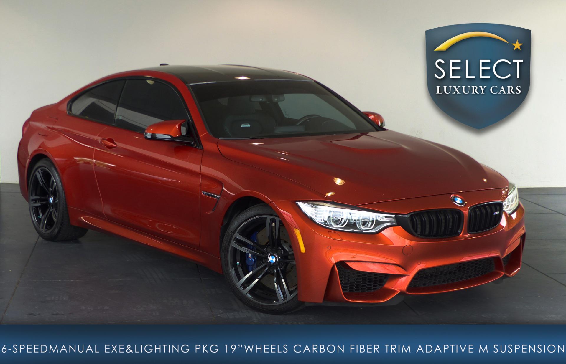 Used 2016 BMW M4