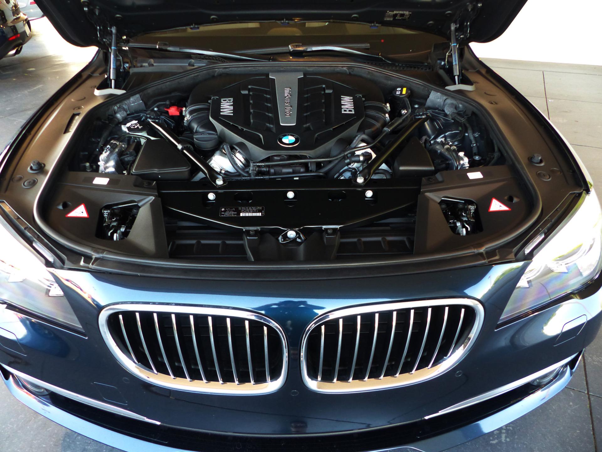 Used 2014 BMW 7 Series 750Li