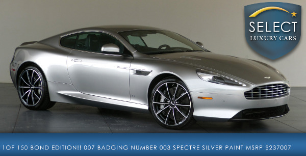 Used2016 Aston Martin DB9-Marietta, GA