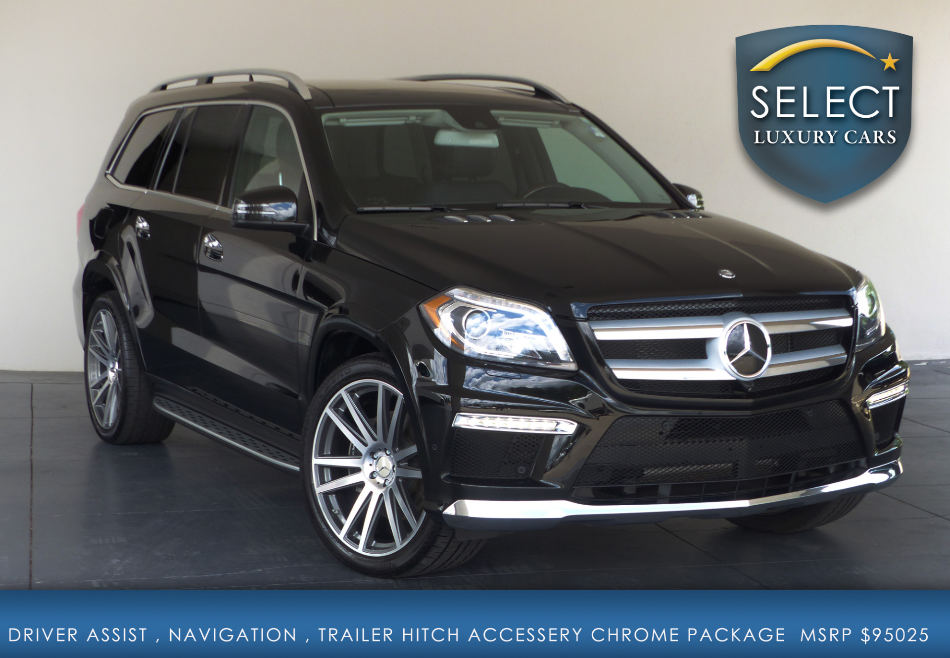 Used 2015 mercedes benz gl class gl550 marietta ga for Used mercedes benz gl550