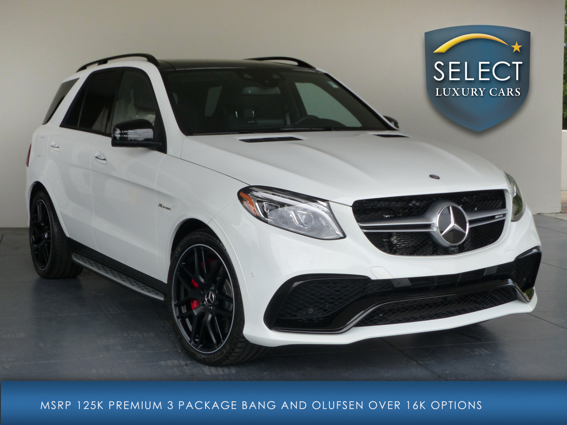 Used 2017 mercedes benz gle 63 s amg marietta ga for Mercedes benz suv used for sale