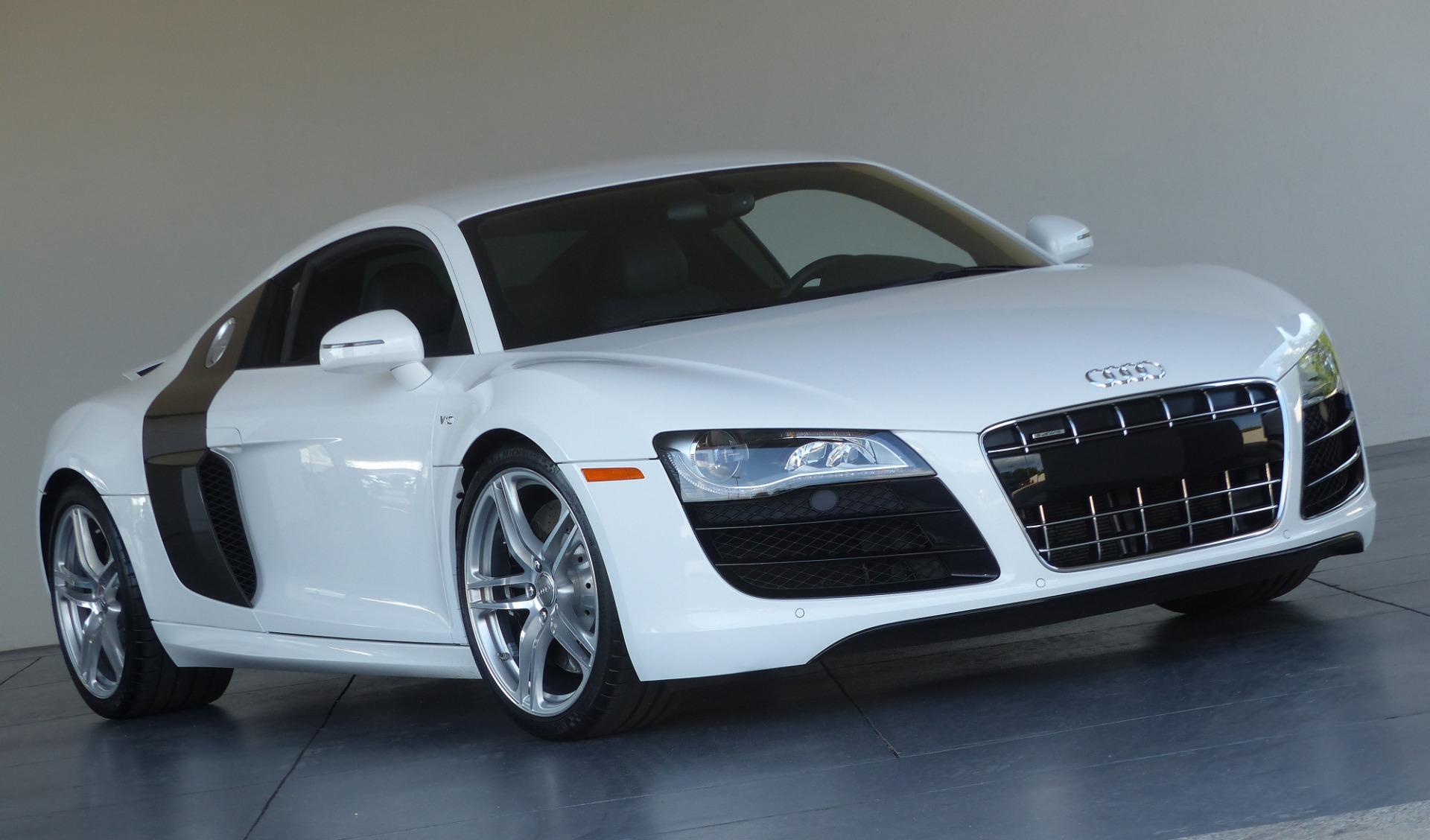 Used 2012 Audi R8 5 2