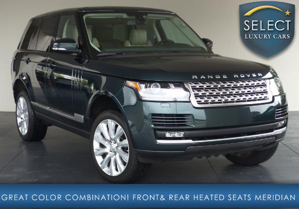 Used2014 Land Rover Range Rover-Marietta, GA