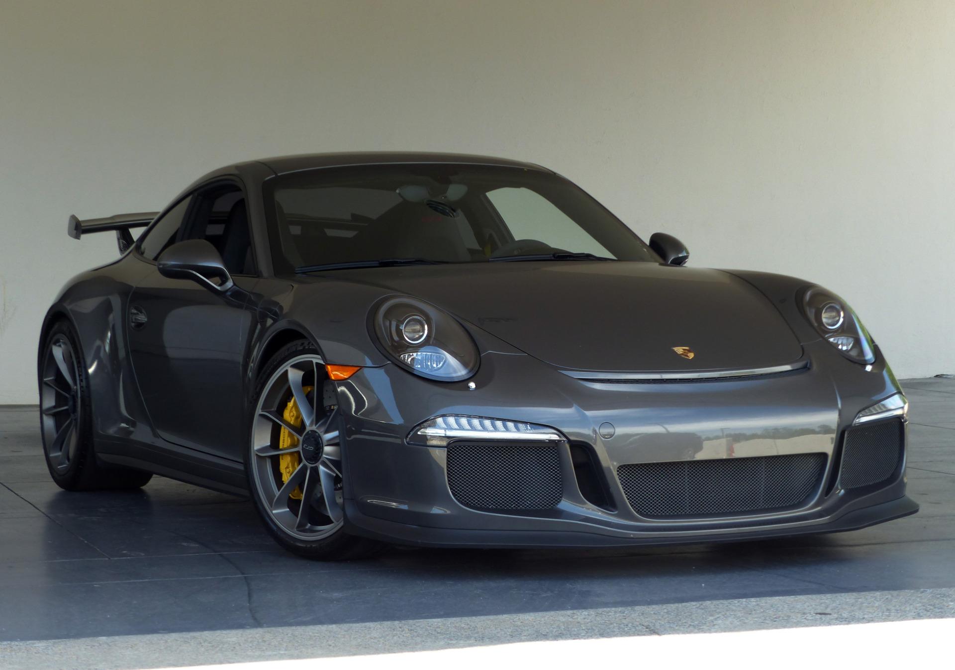 Select Luxury Cars In Marietta Ga: Used 2015 Porsche 911 GT3
