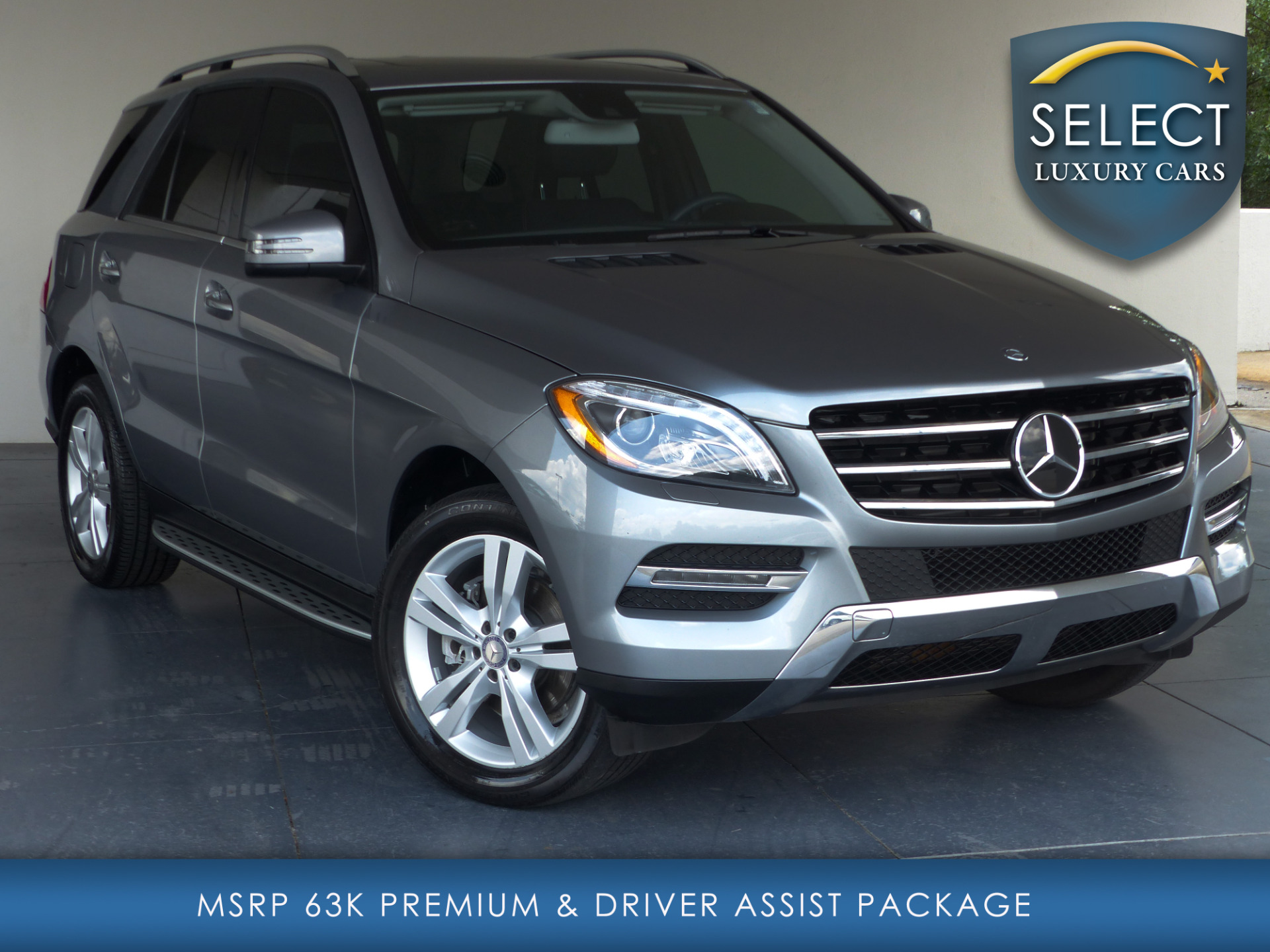 Used 2013 mercedes benz m class ml350 marietta ga for Mercedes benz m class ml350