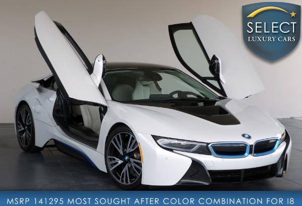 Used2015 BMW i8-Marietta, GA