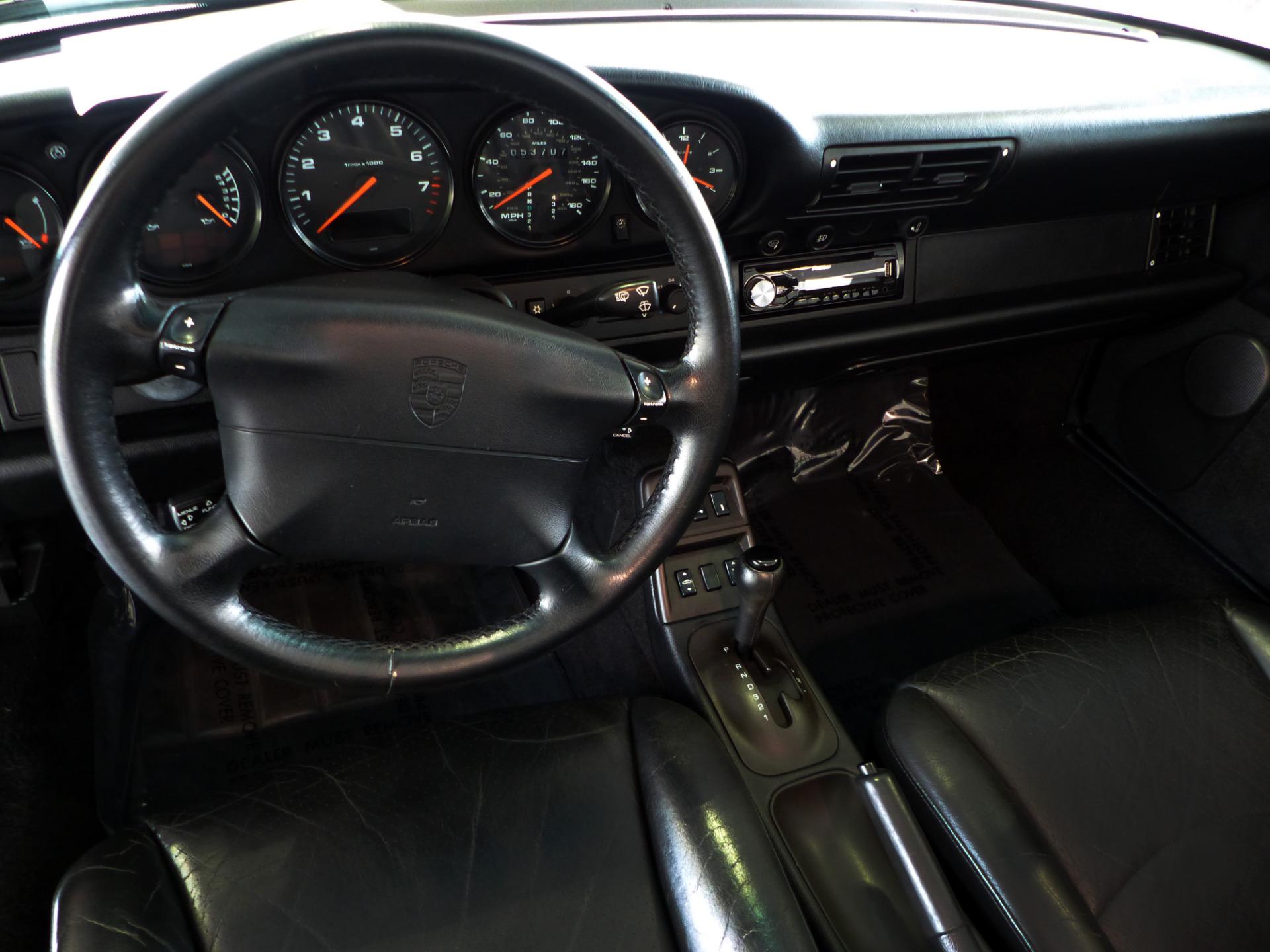 Used 1997 Porsche 911 Carrera Marietta Ga