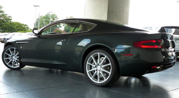 Used 2009 Aston Martin Db9 Marietta Ga