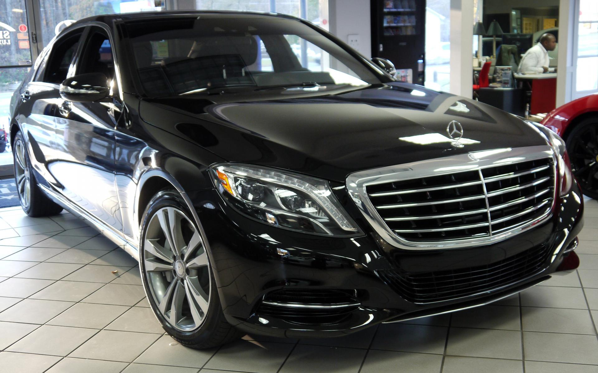 2016 Mercedes Benz S Cl S550