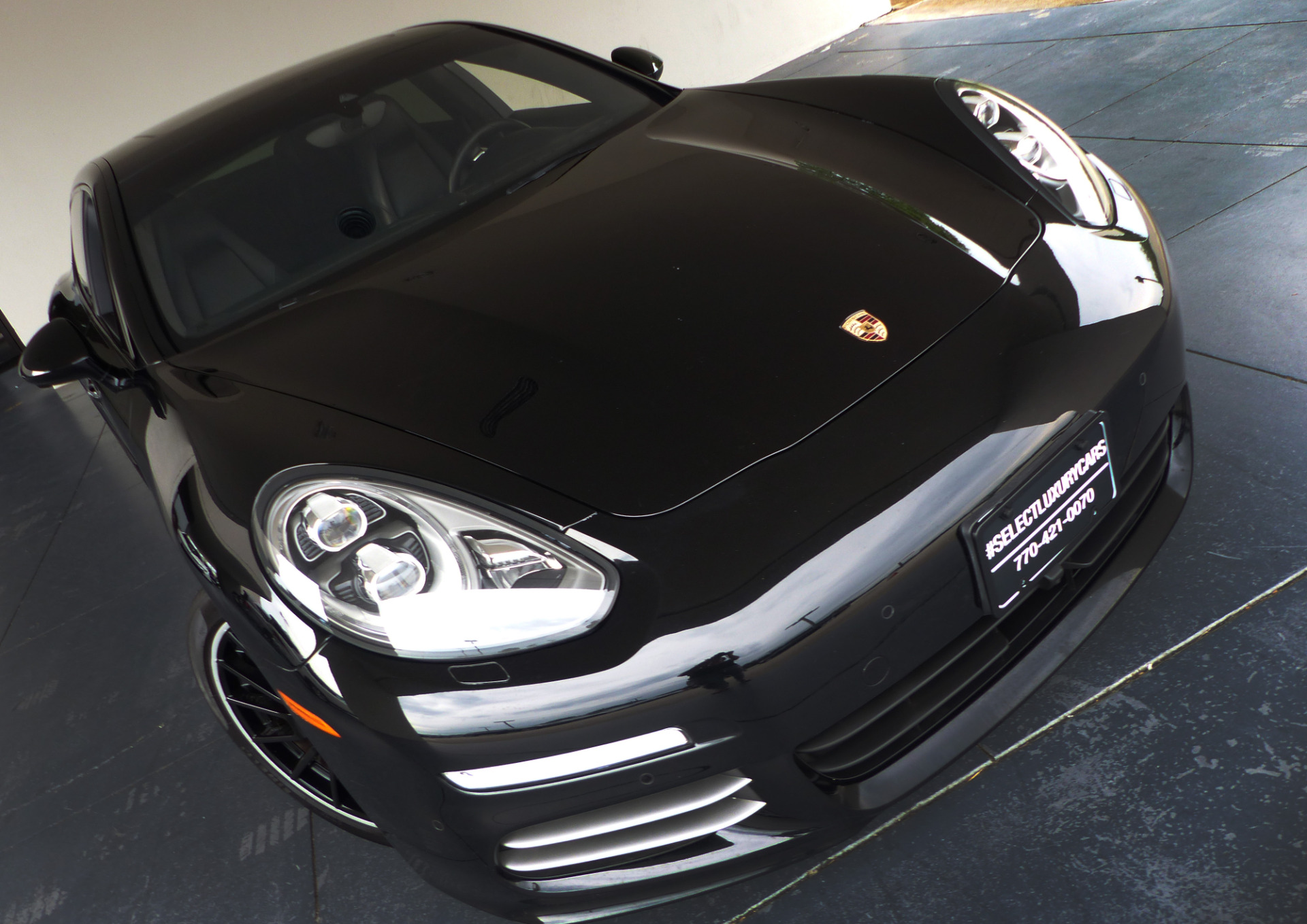 used 2014 porsche panamera 4s executive marietta ga. Black Bedroom Furniture Sets. Home Design Ideas