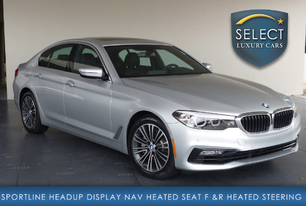 Used2017 BMW 5 Series-Marietta, GA