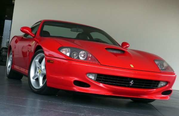 Used1997 Ferrari 550-Marietta, GA