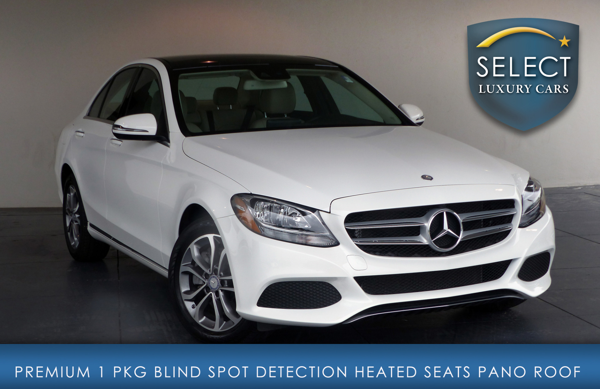 2017 Mercedes Benz C Cl C300