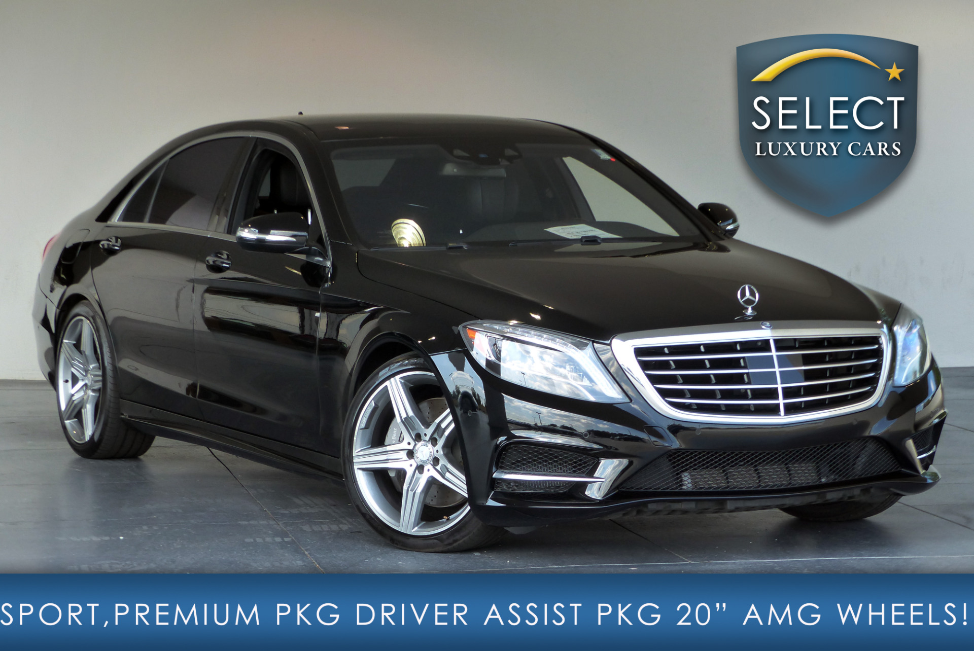 6c73d13999 Used 2015 Mercedes-Benz S-Class S550