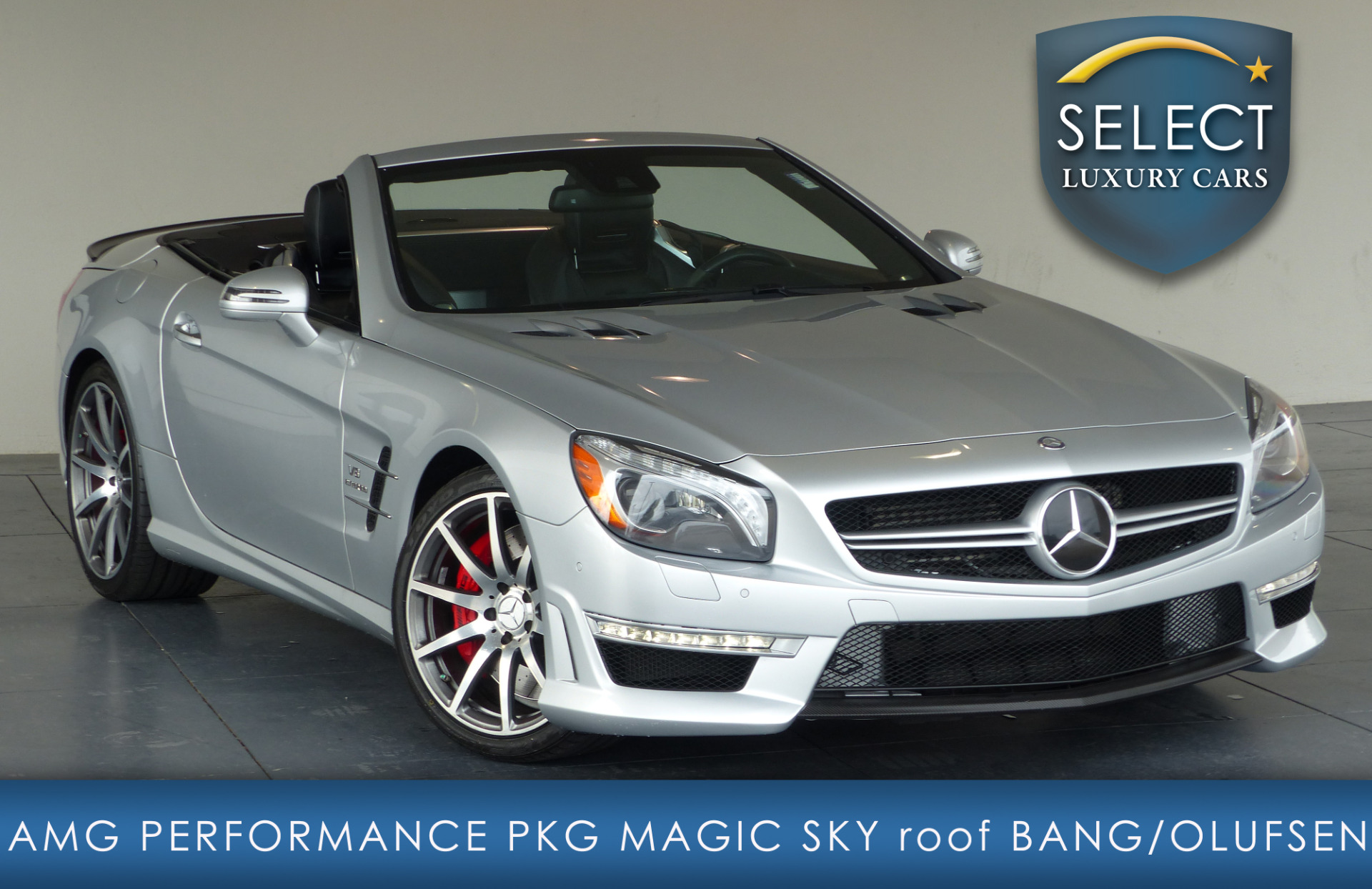 used 2014 mercedes benz sl class sl63 amg marietta ga. Black Bedroom Furniture Sets. Home Design Ideas