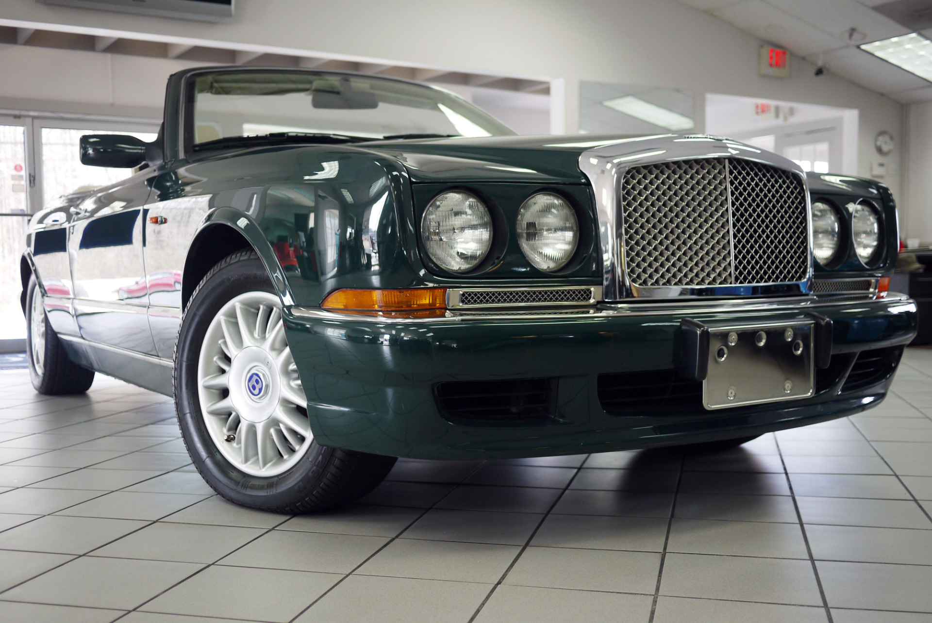 Used 1998 Bentley Azure Base
