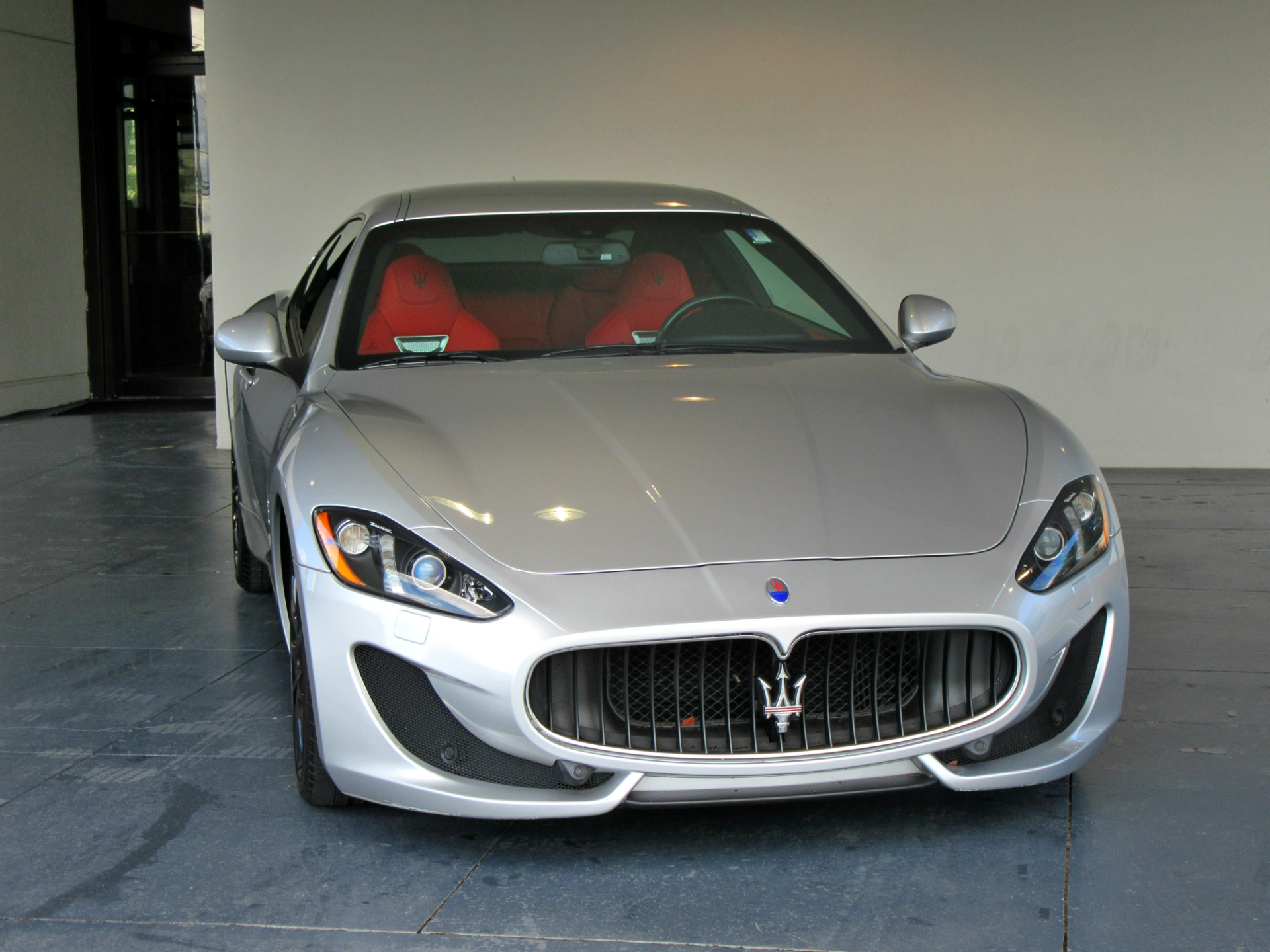 used 2014 maserati granturismo sport marietta ga. Black Bedroom Furniture Sets. Home Design Ideas
