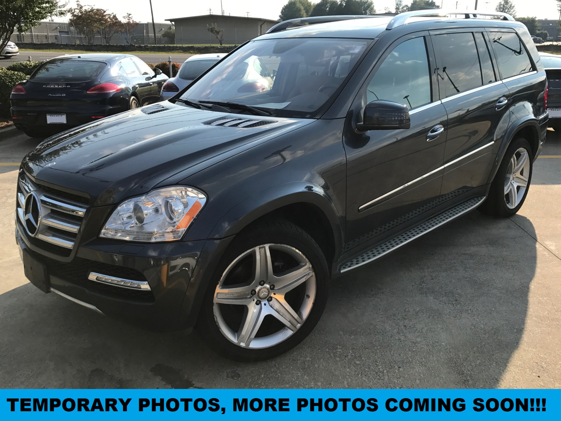Used 2011 mercedes benz gl class gl550 marietta ga for Used mercedes benz gl550