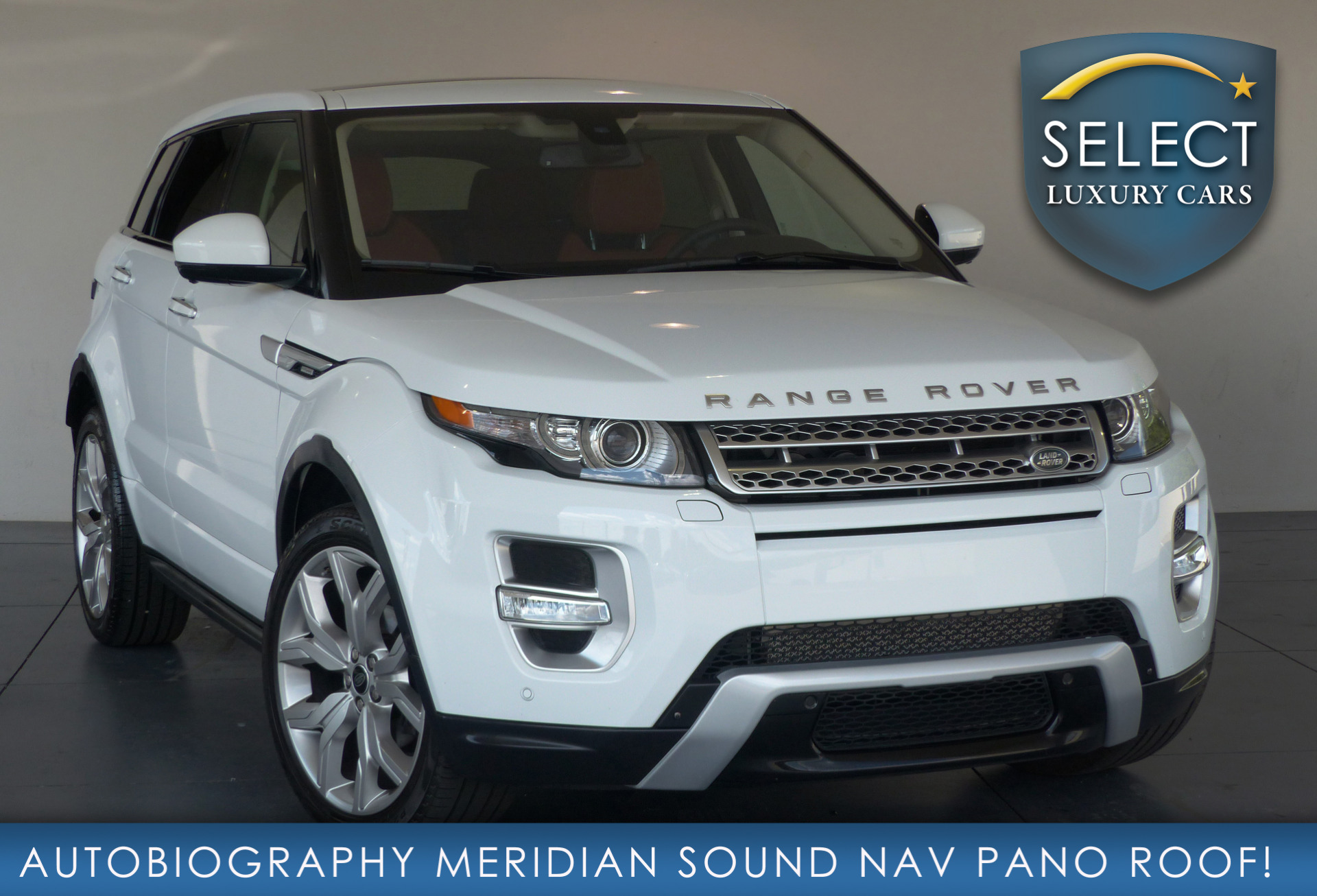 used 2015 land rover range rover evoque autobiography marietta ga. Black Bedroom Furniture Sets. Home Design Ideas