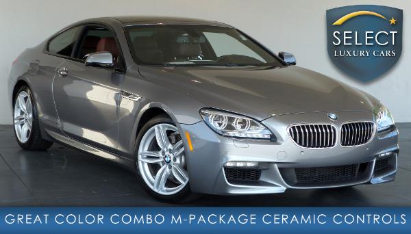 Used2015 BMW 6 Series-Marietta, GA