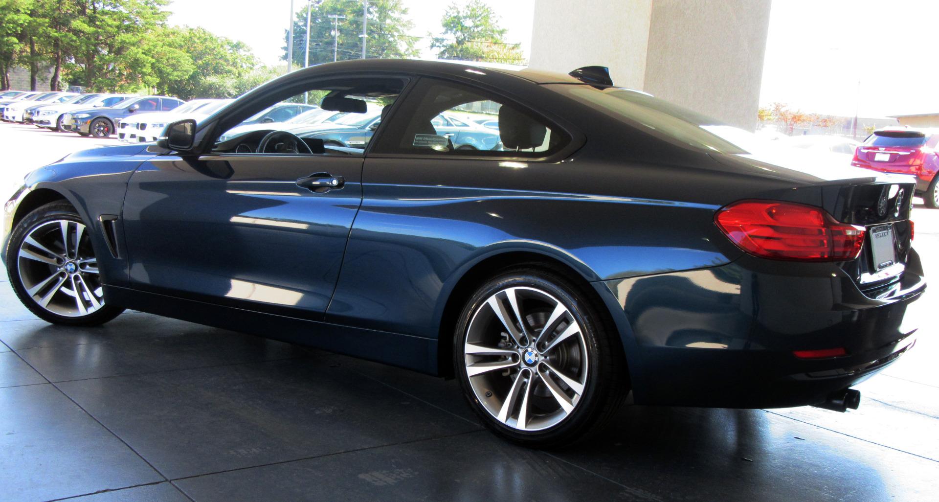 Used 2015 BMW 4 Series 428i