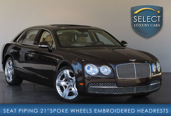 2014-Bentley-Flying Spur
