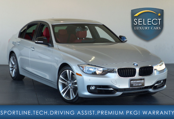 Used2014 BMW 3 Series-Marietta, GA
