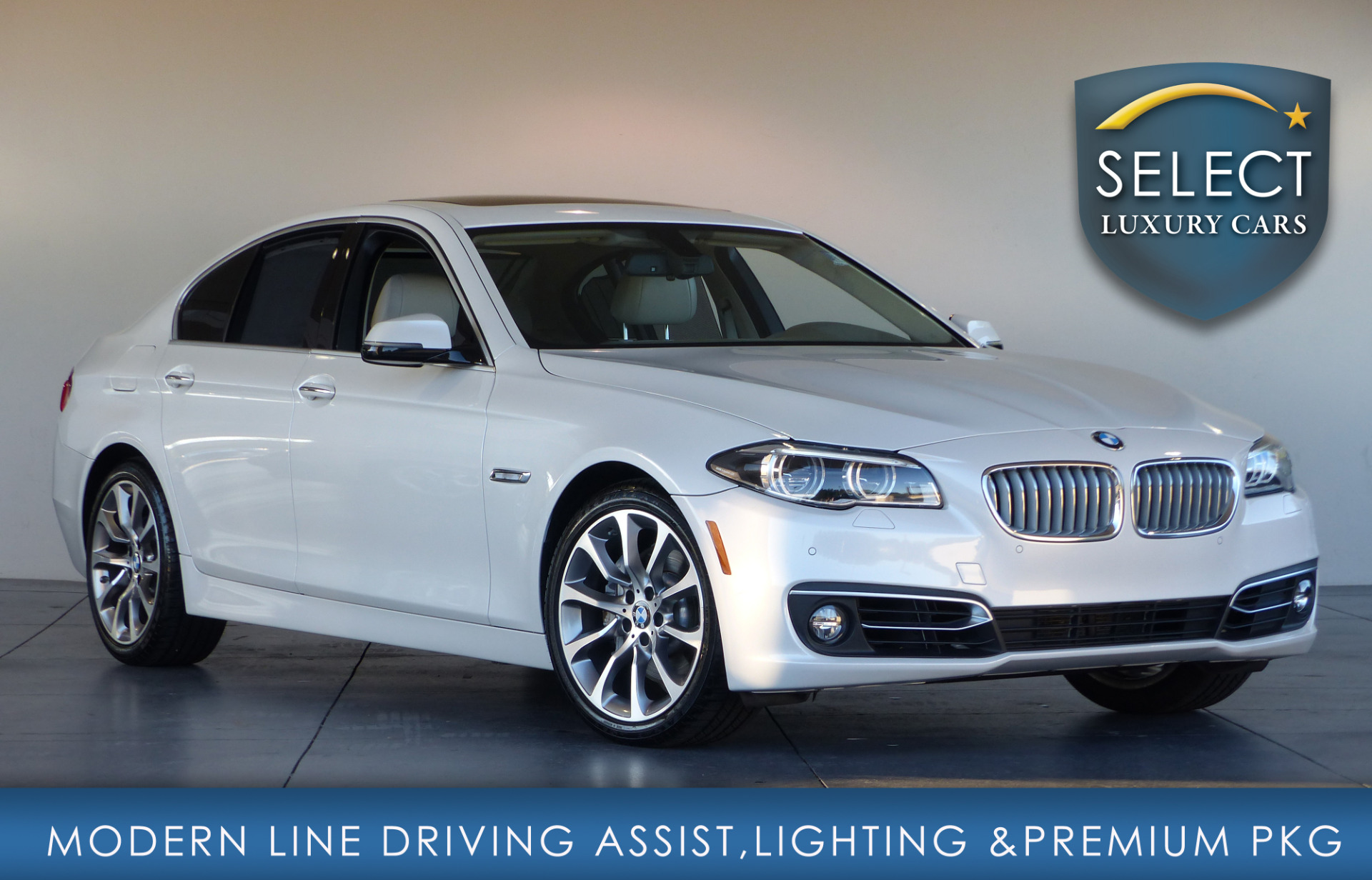 Used 2014 Bmw 5 Series 535i Marietta Ga