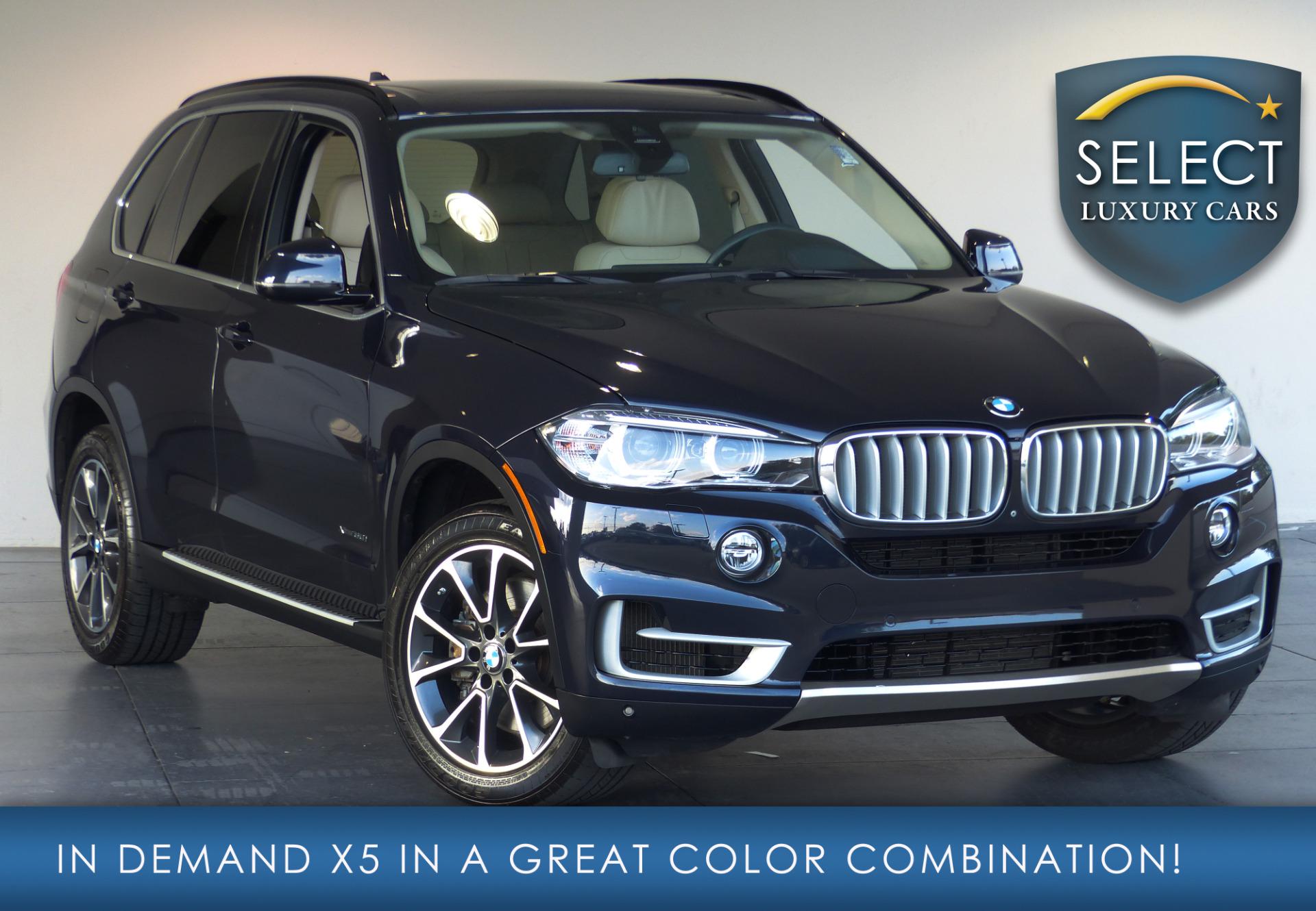 Select Luxury Cars In Marietta Ga: Used 2015 BMW X5 XDrive50i