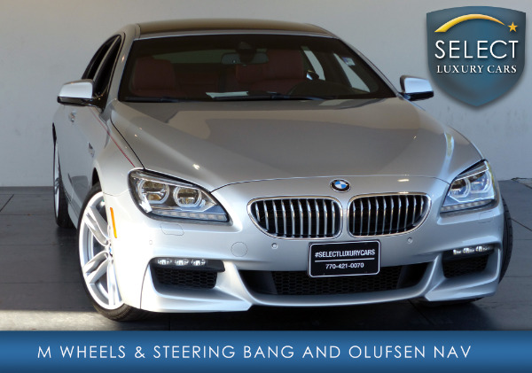 Used2015 BMW 6 Series-Marietta, GA