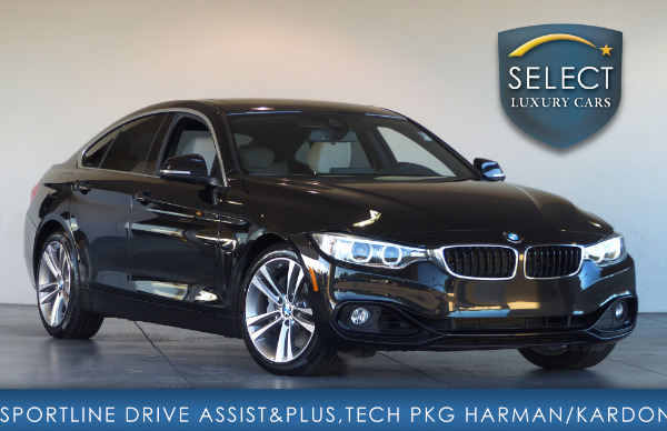 Used2017 BMW 4 Series-Marietta, GA