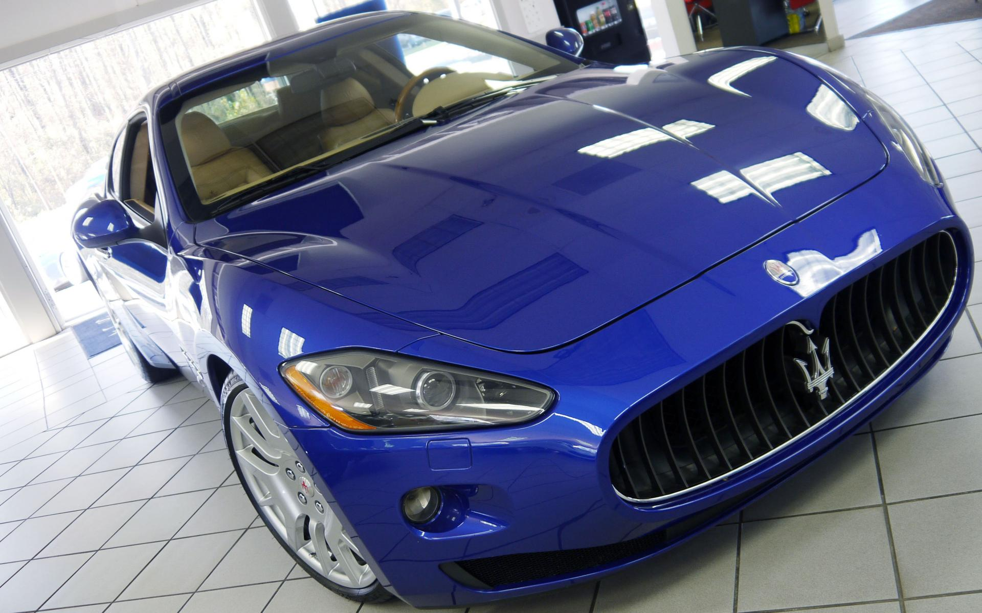 used 2008 maserati granturismo marietta ga. Black Bedroom Furniture Sets. Home Design Ideas