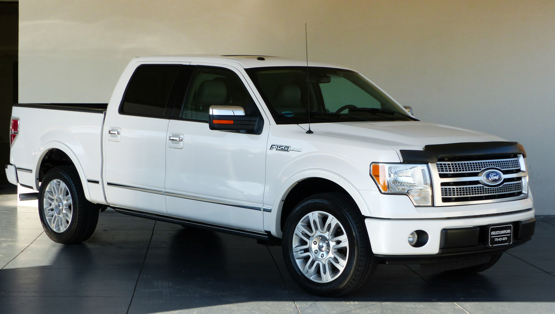 used 2010 ford f 150 platinum marietta ga. Black Bedroom Furniture Sets. Home Design Ideas