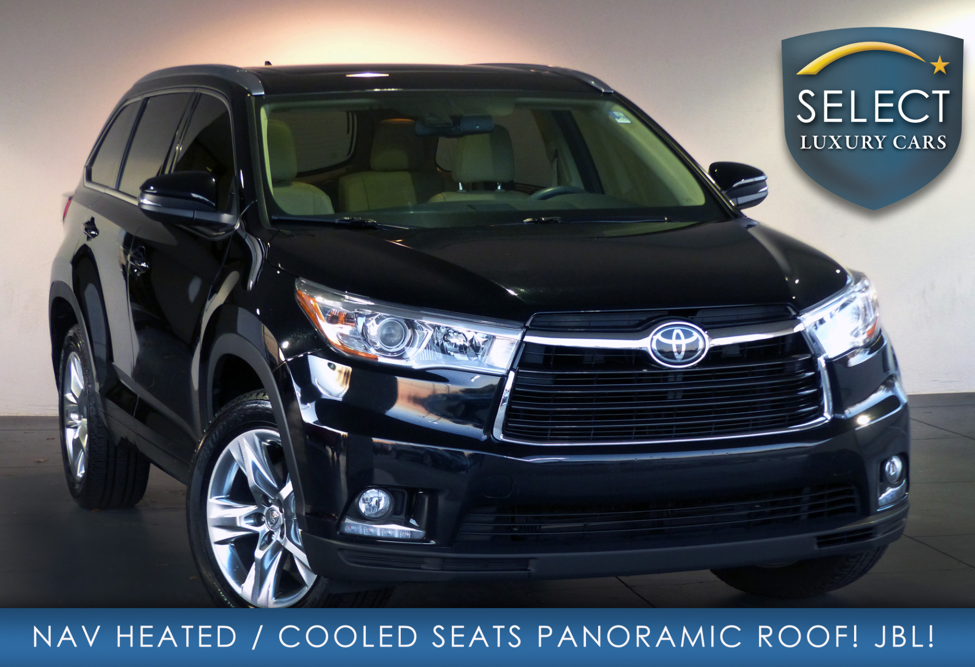used 2015 toyota highlander limited platinum v6 marietta ga. Black Bedroom Furniture Sets. Home Design Ideas