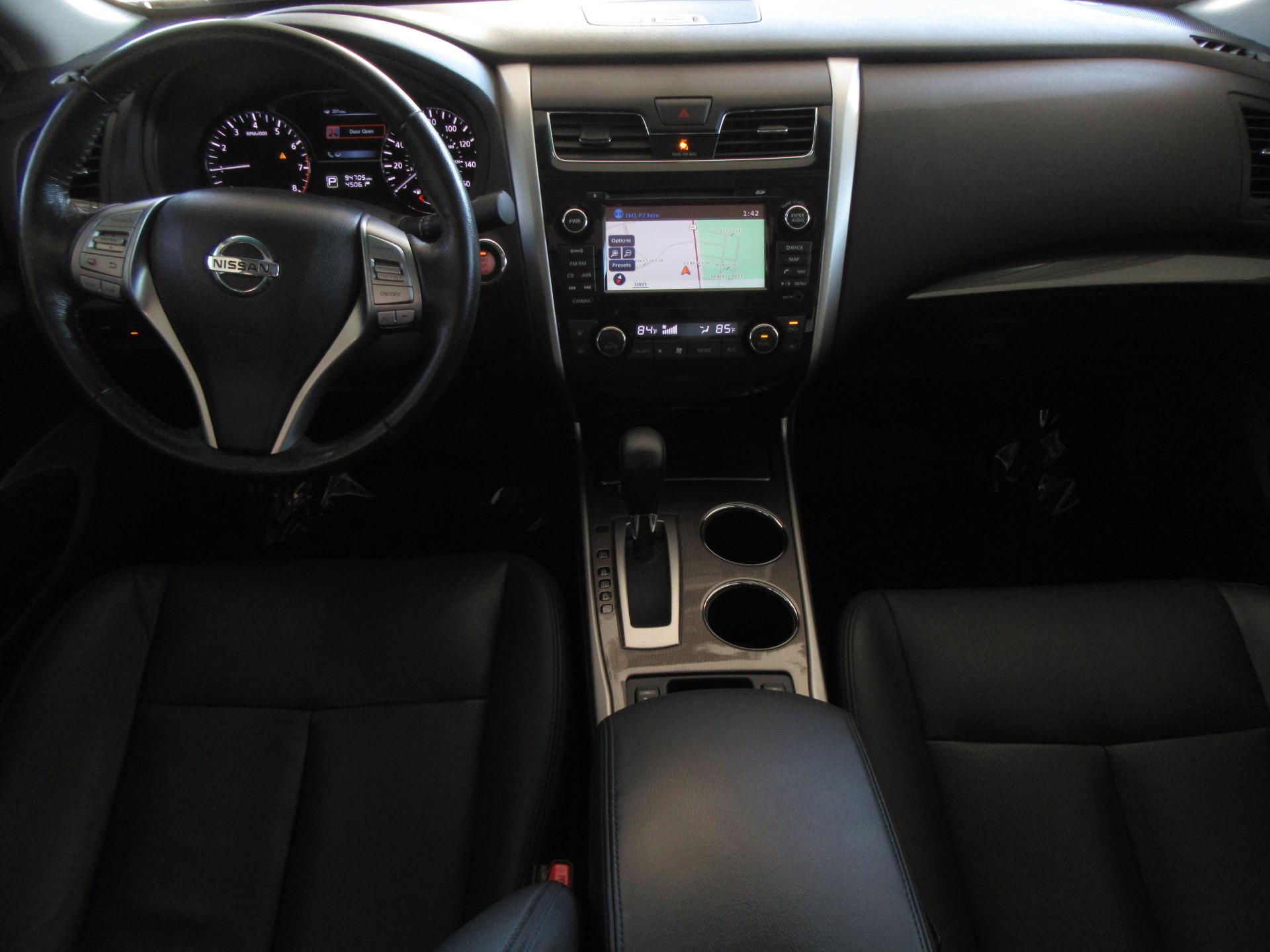 Used 2013 Nissan Altima 2 5 Sl Marietta Ga