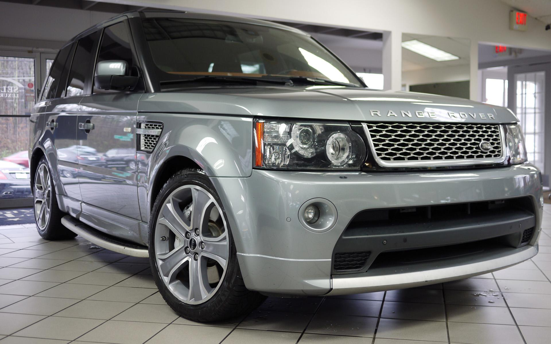 used 2012 land rover range rover sport supercharged. Black Bedroom Furniture Sets. Home Design Ideas