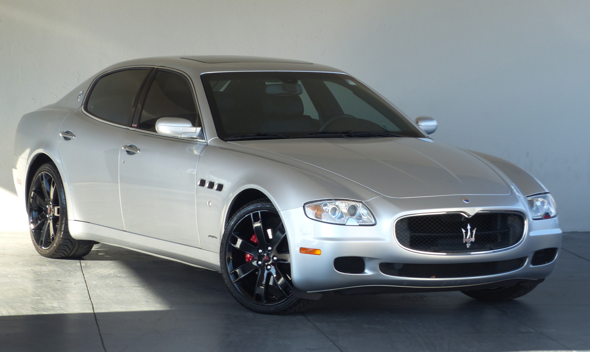 used 2007 maserati quattroporte sport gt marietta ga. Black Bedroom Furniture Sets. Home Design Ideas